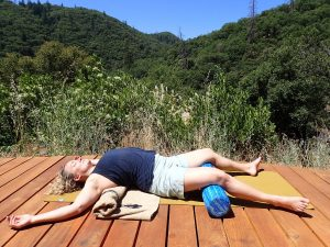 Restorative Yoga (formerly Juicy Relaxation) @ (on Zoom)